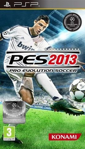PES 2013 (PSP, русские субтитры, б/у)