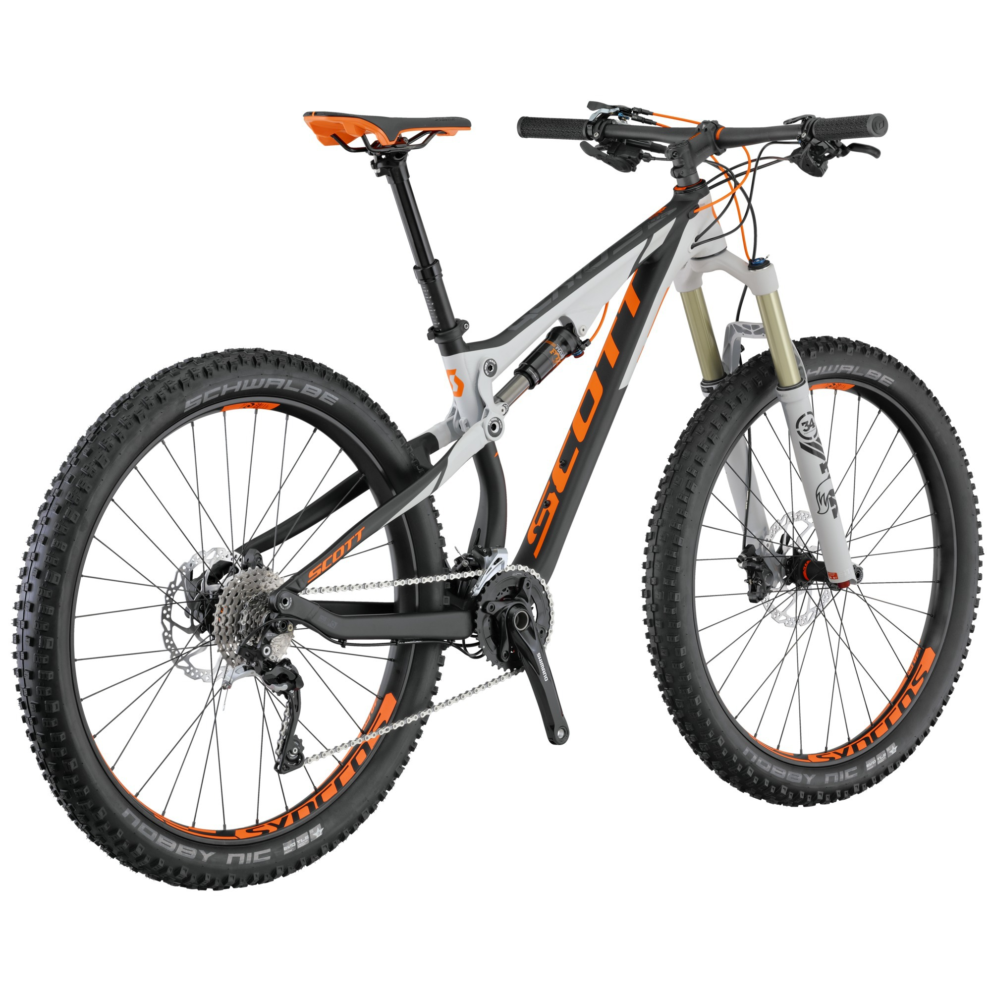Scott Genius 720 Plus (2016)