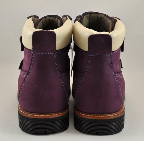 Ботинки демисезонные Minicolor