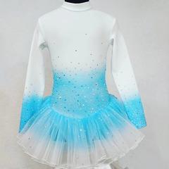 Платье Флуффи для фигурного катания