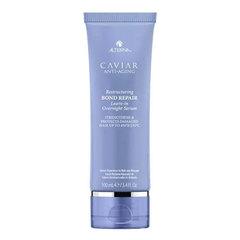 Alterna Caviar Treatment Anti-Aging Overnight Hair Rescue - Ночной интенсивный концентрат для восстановления волос с экстрактом черной икры