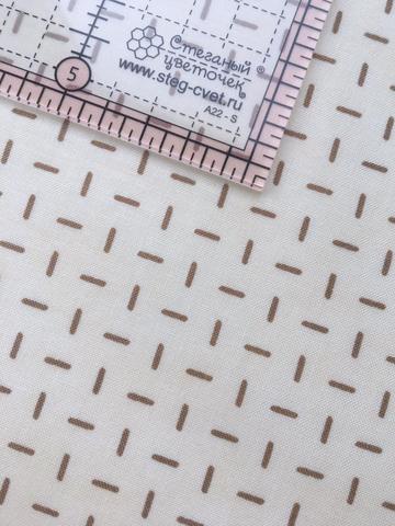 Ткань для пэчворка, хлопок 100% (арт. M0212)