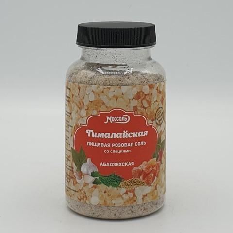 Соль Гималайская розовая с адыгейскими специями Абадзехская, 230 гр