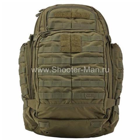 Тактический рюкзак 5.11 RUSH 72 BACKPACK, цвет TAC OD фото