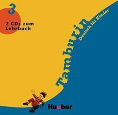 Tamburin 3 - 2 Audio-CDs zum Lehrbuch - (Deutsc...