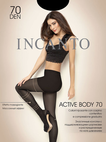 Колготки Active Body 70 Incanto