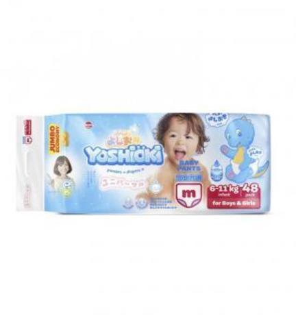 Трусики Yoshioki M (6-11 кг) 48 шт/уп