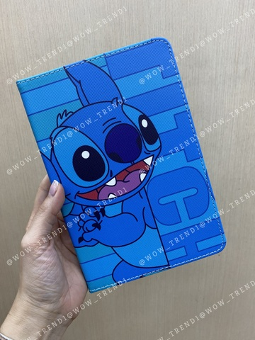 Чехол Slim Case iPad mini 1/2/3/4/5 /Stitch blue/
