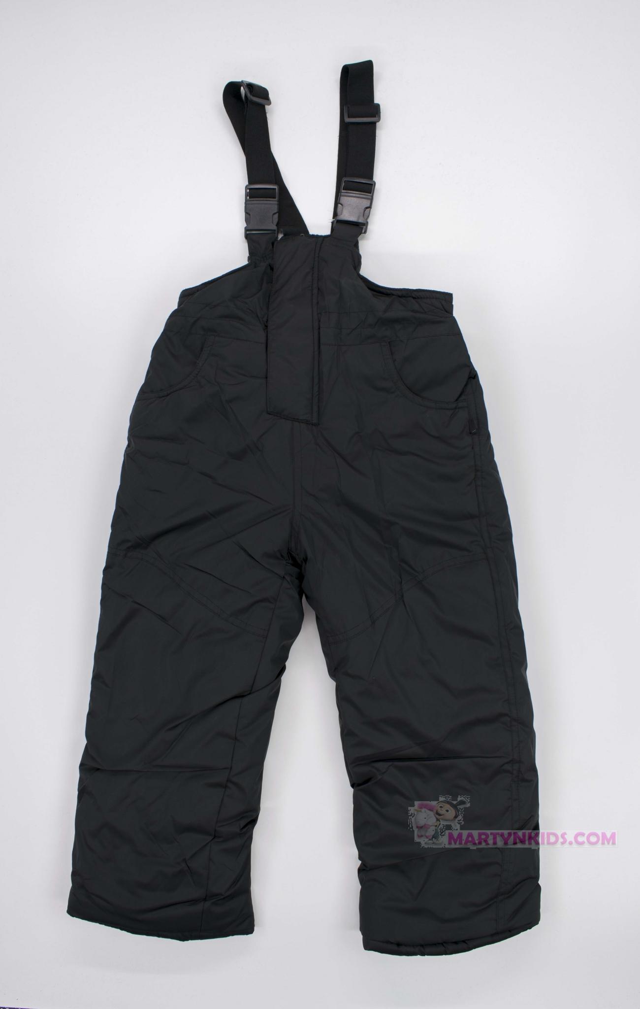 2874 зима штаны с лямками малышки 05