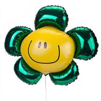 Цветок зеленый