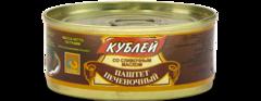 """Паштет """"Кублей"""" печёночный 100г"""