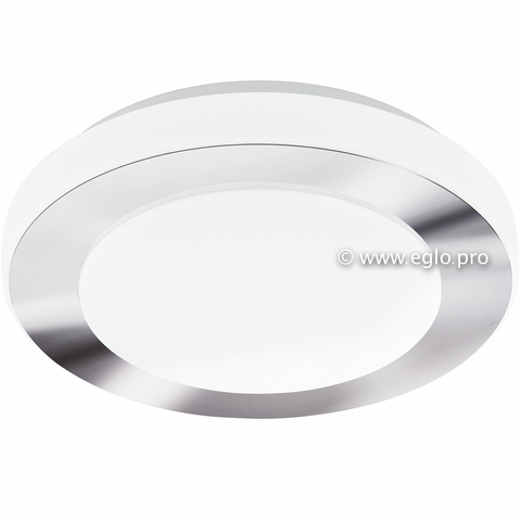 Светильник настенно-потолочный влагозащищенный Eglo LED CARPI 95282