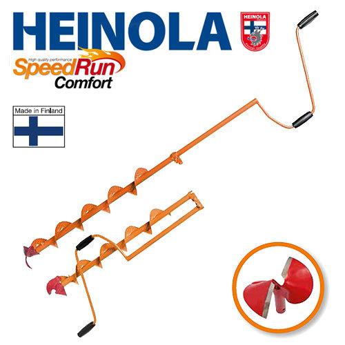 Ледобур Heinola SpeedRun COMFORT