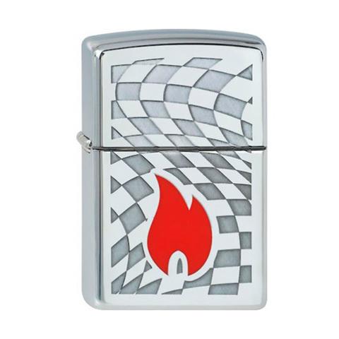 Зажигалка Zippo Flame Racing