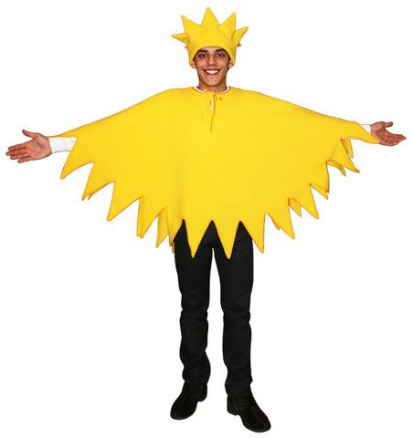 Карнавальный костюм Солнце