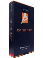 Чулки компрессионные до паха SIGVARIS TOP FINE SELECT 2 класс (Швейцария)
