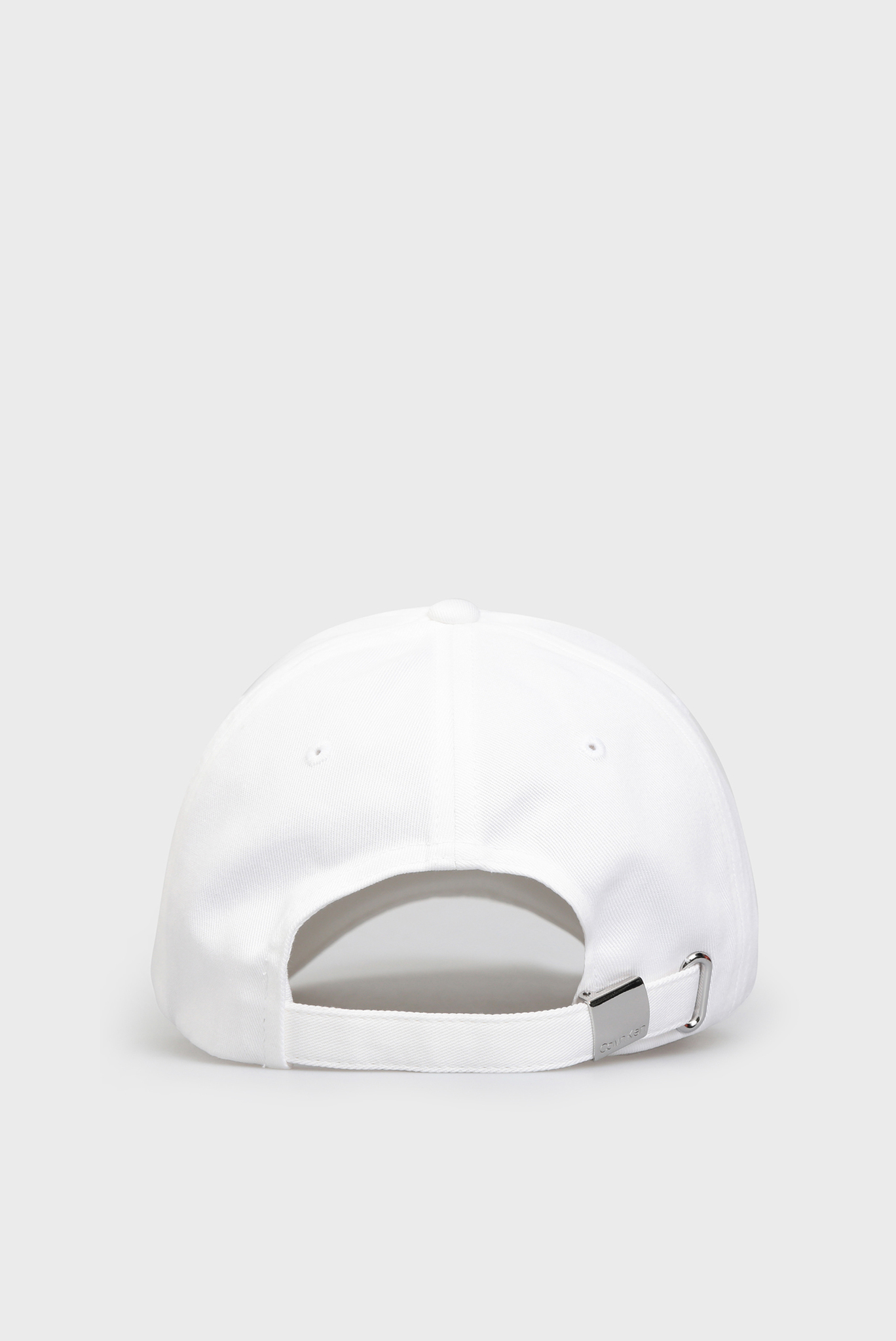 Мужская белая кепка Calvin Klein