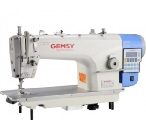 Прямострочная одноигольная машина с автоматикой Gemsy GEM 8957 CE4-H   Soliy.com.ua