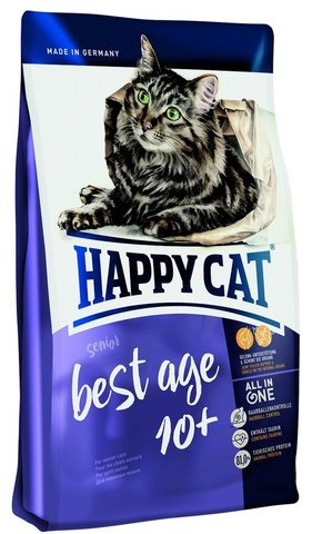 Сухой корм Happy Cat Senior Best Age 10+