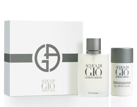 Armani Acqua Di Gio Pour Homme Set (Edt 100 ml + Deo Stick 75 g)