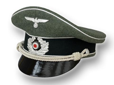 Фуражка офицера пехоты Вермахта (копия) 2