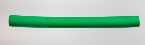 Бигуди бумеранги Ставвер зеленые 22мм*240мм 10шт/уп
