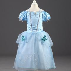 Костюм платье Золушки для девочки
