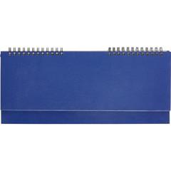 Планинг (бумвинил, синий, 64 листа)
