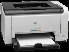 HP Color LaserJet CP1025 CF346A, A4, цветной, 16/4 стр. в мин., до 15000 стр. в мес., 600dpi, лоток подачи бумаги 150 листов, 8MB, 266Mhz, USB 2.0 - купить в компании CRMtver