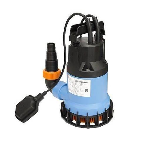 Насос дренажный ДЖИЛЕКС Дренажник 110/8 (210 Вт, Qmax 110 л/мин, Hmax 8 м, 1x220В, кабель 5 м)