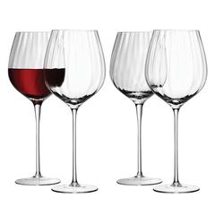 Набор из 4 бокалов для красного вина LSA International Aurelia, 660 мл, фото 1