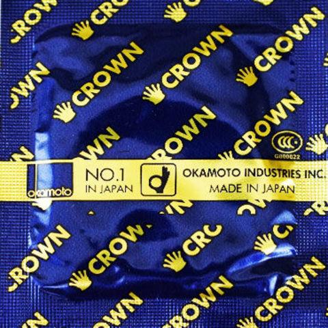Презервативы OKAMOTO Crown No3
