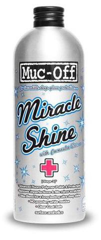 Картинка полироль Muc-off Miracle Shine 500мл