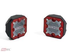Портативные Bluetooth колонки Avel TOKK Reactor R3001 (черные)