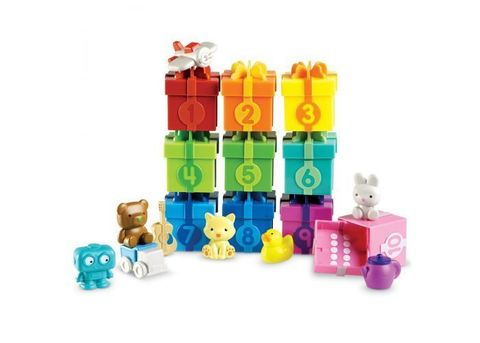 LER6803 Набор для сортировки Подарочки с сюрпризом Learning Resources