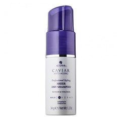Alterna Caviar Sheer Dry Shampoo - Очищающий сухой шампунь