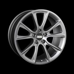 Диск колесный BBS SV 9x20 5x120 ET35 CB82.0 satin titanium