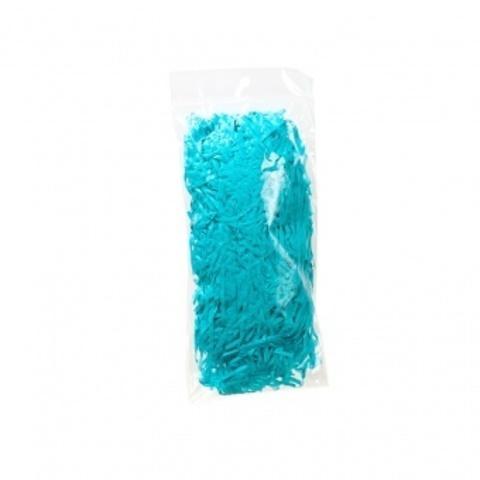 Бумажный наполнитель 28г (Цвет: голубой)