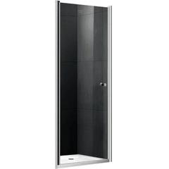 Дверь душевая в нишу распашная 90х190 см Gemy Rockcoco S03190B фото