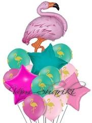 "Букет ""Розовый фламинго"" АРТ7"
