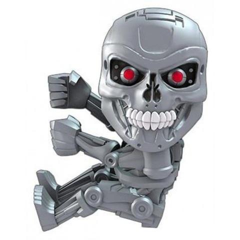 Держатель проводов Terminator Genisys Endoskeleton 5 см