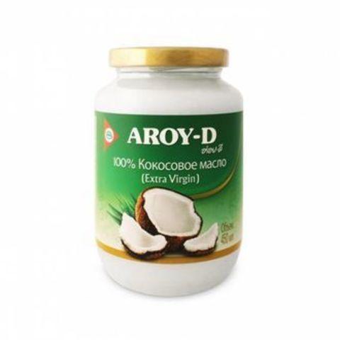 AROY-D кокосовое масло 450 мл