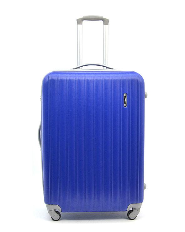 Чемодан Ananda APL-833-BLUE-L Синий