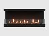Встраиваемый био камин Lux Fire 1040 S