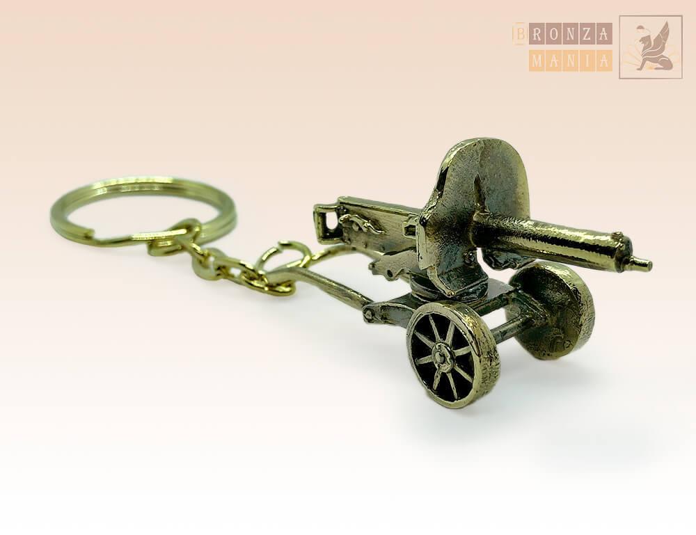 брелок Пулемет Максим