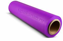 фиолетовая стрейч-плёнка