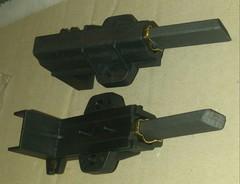 Щетки мотора в корпусе 5x13.5x40 Ariston Indesit Whirlpool 196544, 47318, 50518, 481281718951
