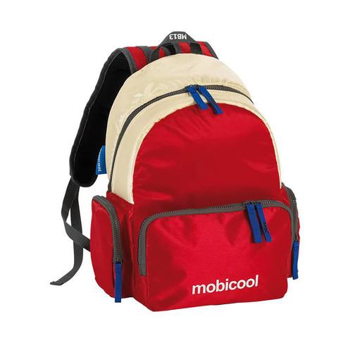 Термосумка (терморюкзак) MobiCool Sail (13 л.), красный