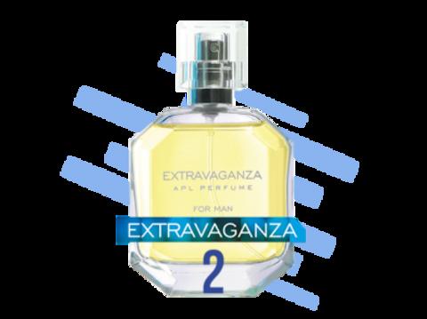 APL. Древесный пряный мужской аромат №2. 50 мл. Парфюмерная серия EXTRAVAGANZA.