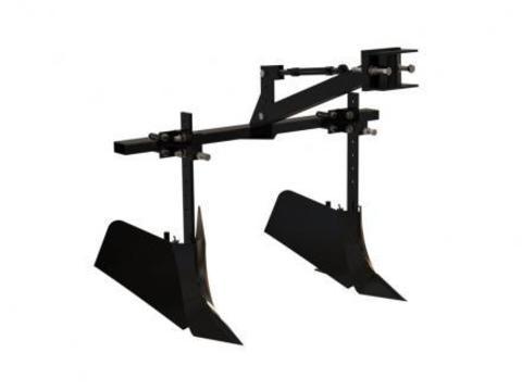 Двойной окучник Скаут для мотоблока и минитрактора